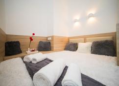 Smart Apartment Krehivska 7b - Lviv - Bedroom