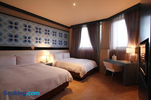 The Richforest Hotel- Kenting - Hengchun - Bedroom