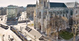 Ibis Styles Geneve Gare - Geneva - Outdoor view