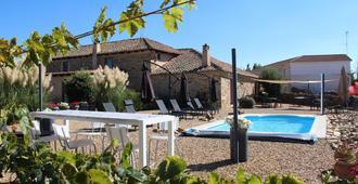 Casa Rural A-Ti - Valderrey - Pool