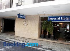 Imperial Hotel - Juiz de Fora - Edifício
