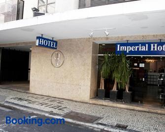 Imperial Hotel - Juiz de Fora - Gebouw