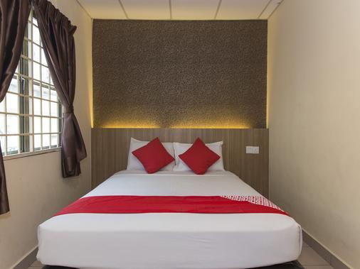 Oyo 615 Dragon Inn Premium Hotel - Kuala Lumpur - Bedroom