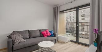 Zoliborz Apartament - Varsovia - Sala de estar