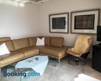 Appartement Novotna - Ponte Tresa - Wohnzimmer