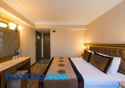 Antea Hotel - Special Class - Istanbul - Phòng ngủ