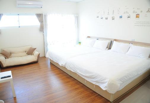 Enjoy Lane 17 - Taitung City - Phòng ngủ