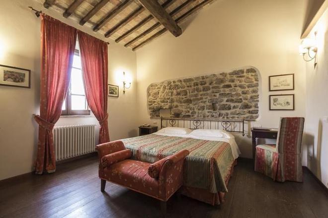 Castello DI Petrata - Assisi - Bedroom