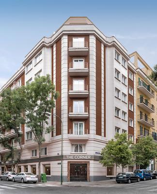 NH Madrid Zurbano - Madrid - Building