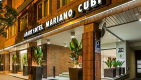 Aparthotel Mariano Cubi Barcelona - Barcelona - Building