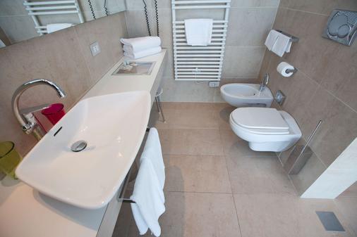 Best Western Plus Net Tower Hotel Padova - Padua - Bathroom