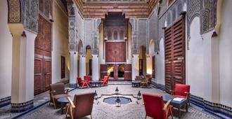 Dar Bensouda - Fez - Hành lang