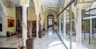 Hotel Palacio Garvey - חרז דה לה פרונטרה - לובי