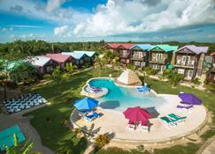 X'tan Ha - The Waterfront Resort - San Pedro Town - Pool