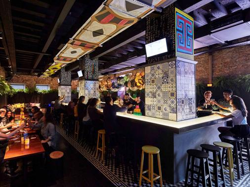里約熱內盧瑪瑪希爾特酒店 - 里約熱內盧 - 酒吧