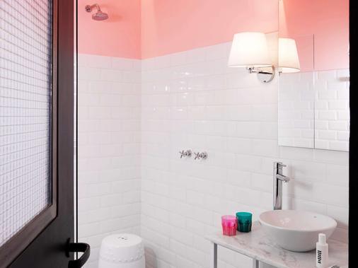里約熱內盧瑪瑪希爾特酒店 - 里約熱內盧 - 浴室