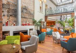 Hotel Debrett - Auckland - Lobby