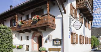 Hotel Feldmeier - Oberammergau - Κτίριο