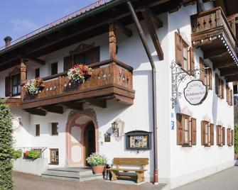 호텔 란드하우스 펠드메이어 S - 오버아머가우 - 건물
