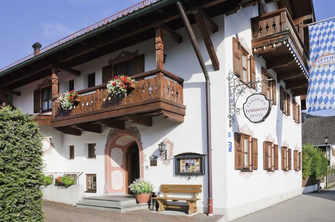 Hotel Feldmeier - Oberammergau - Rakennus