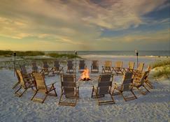 Omni Amelia Island Resort - Пляж Fernandina - Патио