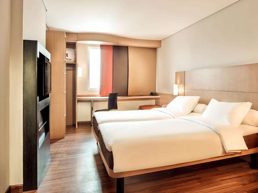 宜必思加丁塞爾彭酒店 - 唐格朗 - 當格浪 - 臥室