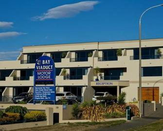 Bay Viaduct Motor Lodge - Timaru - Building