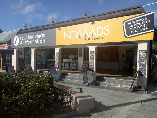 Nomads Airlie Beach - Airlie Beach - Rakennus