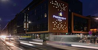 薩拉熱窩總統酒店 - 沙拉耶佛 - 薩拉熱窩 - 建築