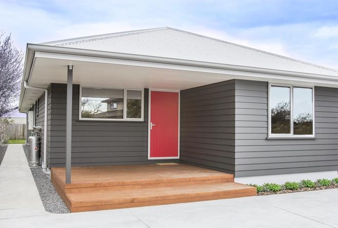 Rainbow Self Service Lodge - Christchurch - Building