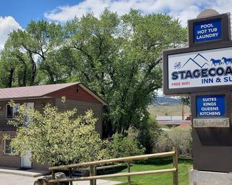Stagecoach Inn & Suites - Dubois - Gebouw