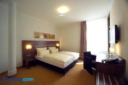 Hotel Brühlerhöhe Erfurt - Erfurt - Bedroom