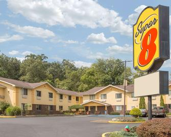 Super 8 by Wyndham Radford VA - Radford - Building