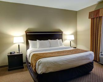 Quality Suites - Copperas Cove - Bedroom