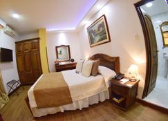 Gran Hotel Pereira - Pereira - Habitación
