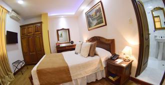 Gran Hotel Pereira - פריירה - חדר שינה