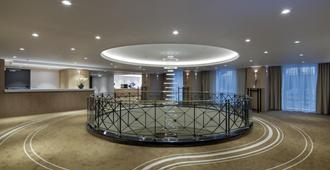 Athenee Palace Hilton Bucharest - Bucarest - Pasillo