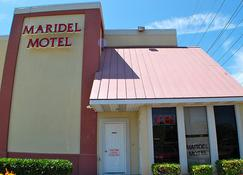 Maridel Motel - Ocean City - Building