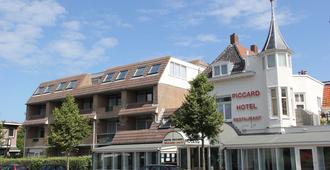 Hotel Restaurant Piccard - Flessinga - Edificio