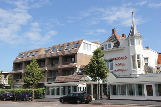 Hotel Restaurant Piccard - Vlissingen - Building