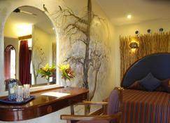 Amboseli Serena Safari Lodge - Amboseli - Slaapkamer