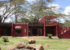 Amboseli Serena Safari Lodge - Amboseli - Gebouw