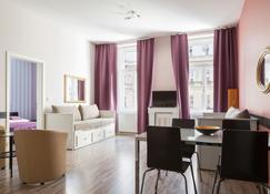 Royal Court Apartments - Prague - Salle à manger