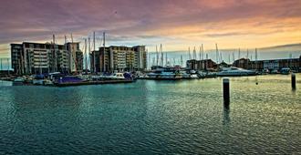 Best Western York House Hotel - Eastbourne - Vista del exterior