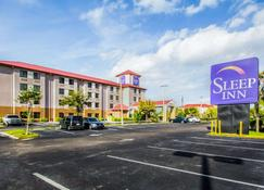 Sleep Inn Fort Pierce I-95 - Fort Pierce - Edificio