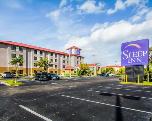 Sleep Inn Fort Pierce I-95 - Fort Pierce - Κτίριο