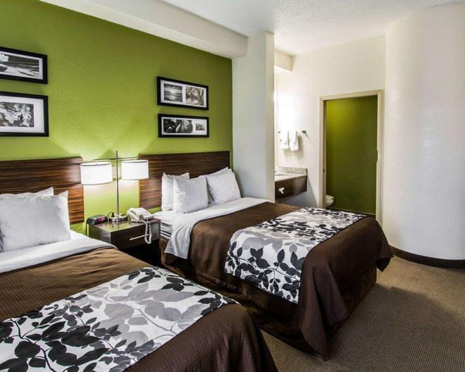 Sleep Inn Fort Pierce I-95 - Fort Pierce - Bedroom