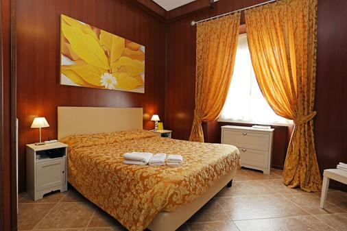 Houspitality Flowers B&B - Rome - Phòng ngủ