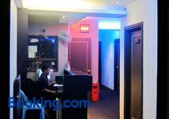 Oriental Inn - Kuching - Cảnh ngoài trời