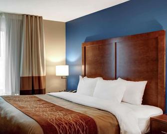 Comfort Inn & Suites - Caldwell - Schlafzimmer